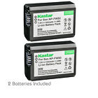 Kastar Replacement Battery for Sony NP-FW50 BC-VW1 & Sony ILCE-6400 Alpha a6400