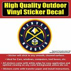 Denver Nuggets Basketball New Logo Vinyl Car Window Laptop Bumper Sticker Decal on eBay