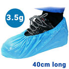 Cleaning Disposable Plastic Blue Anti Slip Boot Safety Shoe Cover Overshoes