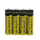6000mAh Rechargeable 18650 Battery 3.7V Li-ion Batteries Cell Bat Dual Charger