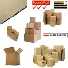 SINGLE WALL Cardboard Posting Boxes 31 Sizes ANY QTY Brown CHEAP Moving Storage
