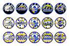 """NFL San Diego Chargers PRE CUTS or DIGITAL SHEET 1"""" Circle Bottle Caps $4.5 USD on eBay"""