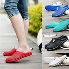 Men Women Breathable Slippers Hollow-out Beach Sandals Garden Hole Shoes Cute