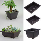 Garden Herb Planter Flowerpot Window Box Pot Bonsai Succulent Flower Plant Box
