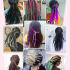 1 Pack 10 PCS Handmade Dreadlocks Extensions Fashion Reggae Crochet Hip-Hop Z3X9