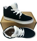 DJINNS CHUNK Lettermix Canvas Schuhe Shoes in schwarz black
