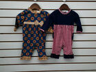 Infant Girls Just Blanks Assorted Style Rompers Sizes 3Mth. - 24Mth.