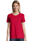 Hanes Relaxed Fit Women's ComfortSoft® V-neck T-Shirt 5780
