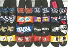 Men's NFL Cropped Big Logo Slide Shoes Sandals FOCO Forever Collectibles on eBay