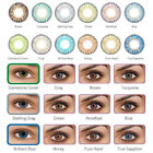 1 PAIR Eye Lenses Vibrant Color Contacts Colorblind Cosmetic Makeup Eye Lens