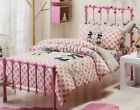 Minnie Mouse Quilt Doona Duvet Cover Set Bedding Girls Toys Disney Mickey Mouse image