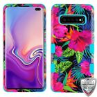 Samsung Galaxy S10 Plus Case TUFF Hybrid Protector Phone Cover Shockproof Tested