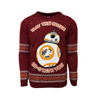 Official Star Wars BB-8 Christmas Jumper / Ugly Sweater $60.31 CAD on eBay
