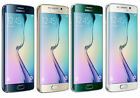 Samsung Galaxy S6 Edge 64GB SM-G925P Unlocked GSM Sprint 4G Android Smartphone