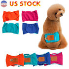 Reusable Washable Dog Puppy Diapers Belly Bands For Male Dogs Small XL Large