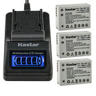Kastar Battery LCD Quick Charger for Canon NB-10L CB-2LC Canon PowerShot SX40 HS