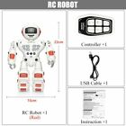 Bluetooth RC Robots Remote Control Toys intelligent program robotics dancing