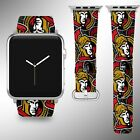 Ottawa Senators Apple Watch Band 38 40 42 44 mm Series 1 2 3 4 Wrist Strap 1 $32.99 USD on eBay