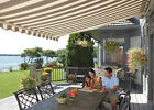 SunSetter Motorized Retractable Awning, 14 ft. XL, Acrylic Fabric, Deck & Patio