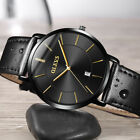 OLEVS Scratch-resistant Quartz Wristwatches Thin Watch For Valentine's day gifts