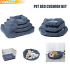 Pet Dog Cat Nesting Bed Pup Soft Cushion Pad Portable For Cage Indoor Size S-L