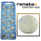 386 Renata Watch Battery SR43W Swiss Made 0% Mercury Official Distributor