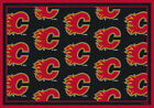 Calgary Flames NHL Team Repeat Area Rug Milliken $124.0 USD on eBay