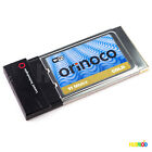 Lucent Technologies Orinoco Gold PC Card PC24E-H-FC 11 Mbps WiFi Network Adapter