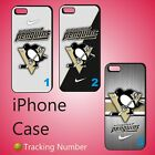 Pittsburgh Penguins NHL ice Hockey New Case Cover For iPhone BG# $13.99 USD on eBay