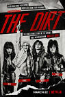 Y372 The Dirt Motley Crue American Rock Musical Art Sikl Poster Custom 32x48inch