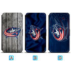 Columbus Blue Jackets Leather Case For Samsung Galaxy S10 S10e Lite S9 S8 Plus $7.99 USD on eBay