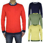 Pull homme Encolure ronde Coton Jersey Casual slim fit pull Lumière VEQUE