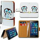 Leather Smart Stand Wallet Card Cover Case For Various BlackBerry SmartPhones