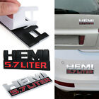 Black/Silver Car Styling Trunk Lid  3D Auto Decal Vehicle Tailgate  Car Sticker