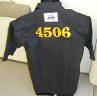 Prisoner's shirt with Inmate Offender Number Size 2XL Attention Getter!