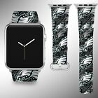 Philadelphia Eagles Apple Watch Band 38 40 42 44 mm Series 1 2 3 4 Wrist Strap 4 on eBay