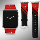 Tampa Bay Buccaneers Apple Watch Band 38 40 42 44 mm Series 1 - 4 Wrist Strap 5 on eBay