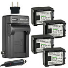 Kastar Battery AC Travel Charger for Canon BP-809 Canon VIXIA HF21 HF 21 Camera
