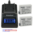 Kastar Battery LCD Quick Charger for Canon LP-E8 LPE8 Canon EOS Rebel T2i Camera