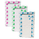 Baby Bath Changing Mat Padded Reusable Waterproof Soft Comfy Infant Boy Girl
