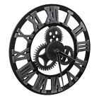 Large Outdoor Indoor Roman Numeral Wall Clock Huge Big Antique Home Office Garde