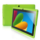 7in Tablet PC Google Android 4.4 KitKat Quad Core 8GB Dual Camera Wifi Bluetooth