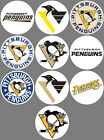 Pittsburgh Penguins Set of 10 Buttons or Magnets NEW 1.25 inch $5.0 USD on eBay