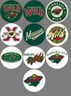 "Minnesota Wild 10 Buttons or Magnets Set 1.25"" NEW $5.0 USD on eBay"