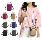 Womens Girls Cell Phone Purse Small Crossbody Bag Smartphone Wallet Phone Holder