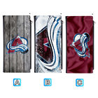 Colorado Avalanche Woman Men Leather Clutch Wallet Bifold Purse Handbag $15.99 USD on eBay