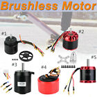 Verious Brushless Outrunner Sensored Motor For Electric Skateboard Scooter Kit