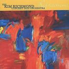 KIM RICHMOND JAZZ ORCHESTRA - Refractions CD - Mint - Bruce Fowler, Clay Jenkins