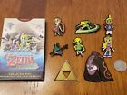 The Legend of Zelda The Wind Waker Collector's Pins - Nintendo