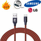 10FT/3M Galaxy S9 Plus S9 Note 8 USB-C Type C FAST Charging Sync & Charger Cable <br/> Buy 1 Get 1 at 10% OFF ✔100% Original ✔ Fast Shipping ✔